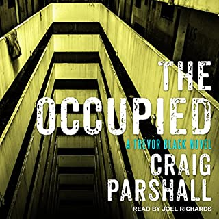 The Occupied audiobook cover art
