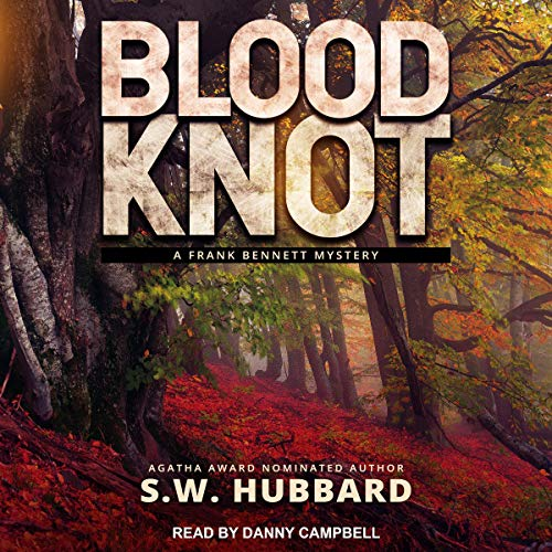 Blood Knot audiobook cover art