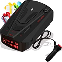 $99 » [2021 New Version] Laser Radar Detector for Cars,Voice Prompt Speed, Vehicle Speed Alarm System,LED Display,City/Highway M...