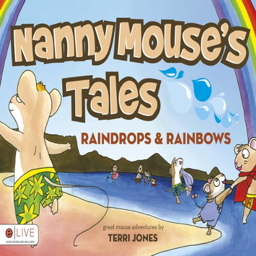 Nanny Mouse's Tales audiobook cover art