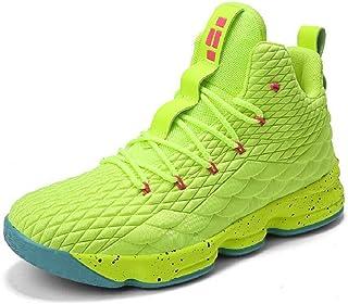 dd2d020985d8 JIYE Women s Men s Fashion Basketball Shoes Wear Resistant Flyknit Sneakers