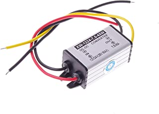 SMAKN DC-DC 12V to 7.5V 6A 45W Buck Power Converter/Step Down Power Supply Waterproof
