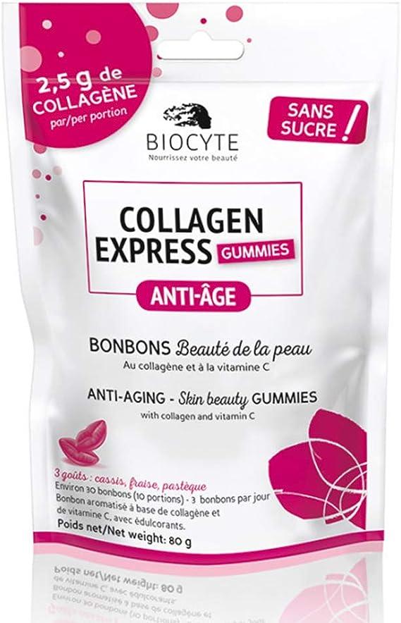 Cápsulas express de colágeno None
