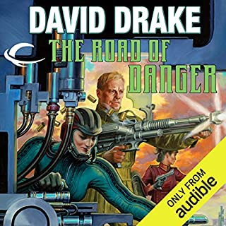 The Road of Danger audiobook cover art