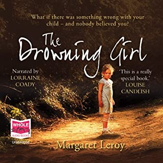 The Drowning Girl cover art