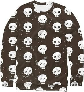 Halloween Long Sleeve Funny Costume T-Shirt for Men Women Sizes: S-5XL