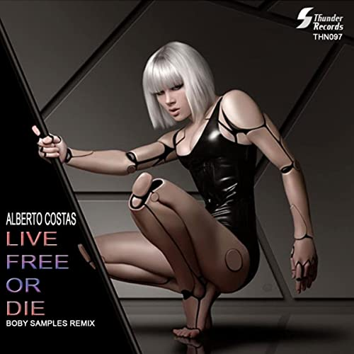 Live Free Or Die (Boby Samples Remix) by Alberto Costas on Amazon