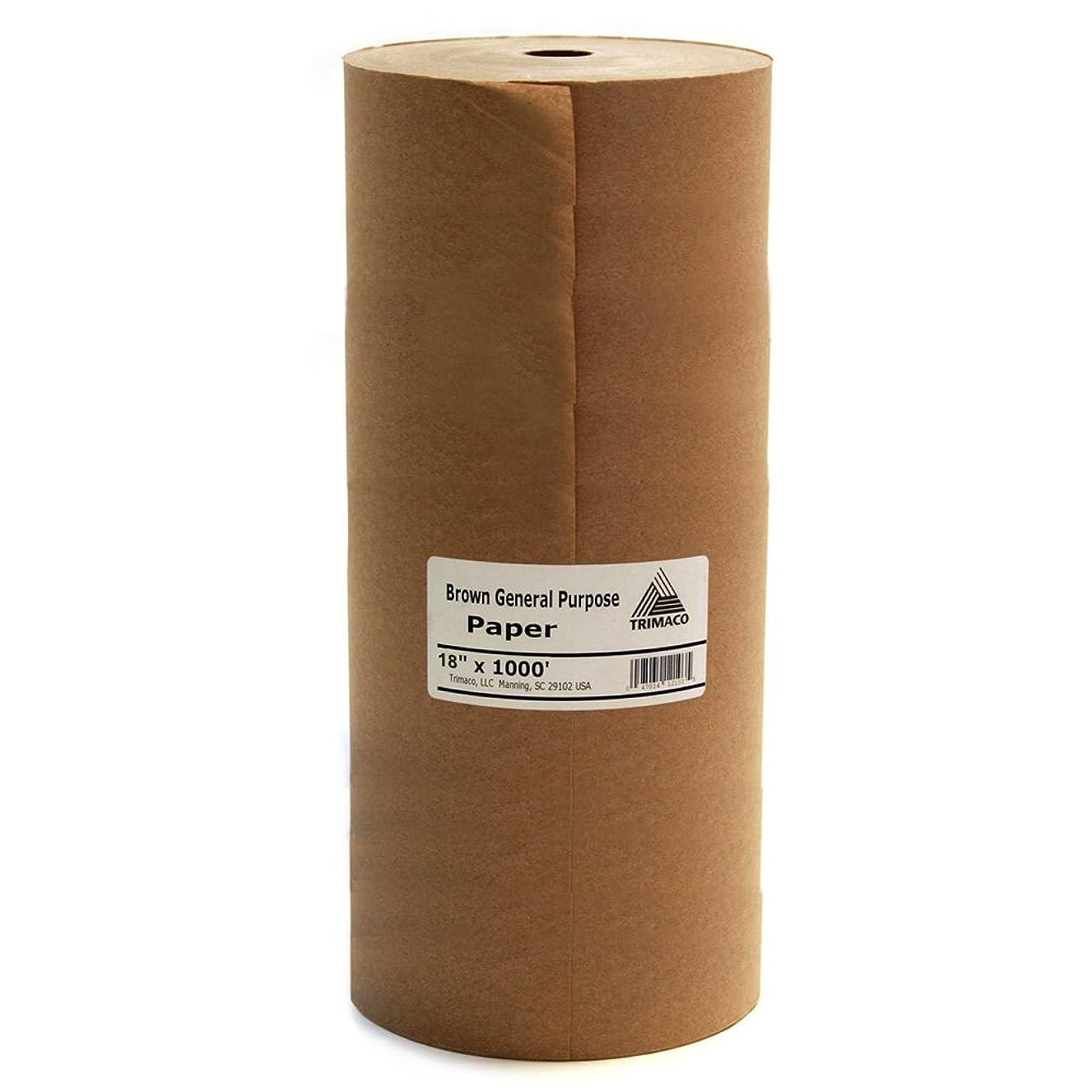 Trimaco 12102/BL18 Easy Masking Paper, 18-inch x 1000-feet
