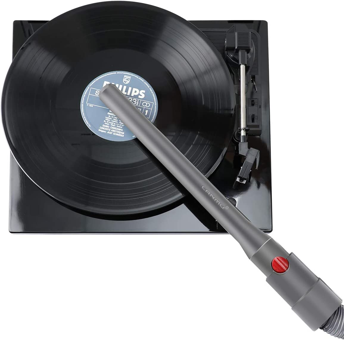 LANMU Vinyl Record Cleaner Max 42% OFF Compatible with V8 Dyson V11 V7 V V10 Sales for sale