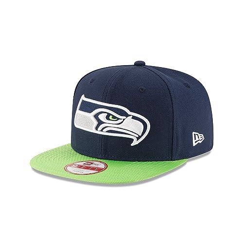 eba16d17 New Era Men's NFL 2016 Seahawks 9Fifty Sideline Snapback Cap
