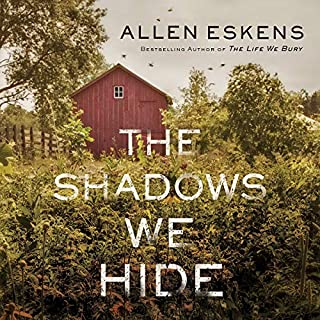 The Shadows We Hide                   By:                                                                                                                                 Allen Eskens                               Narrated by:                                                                                                                                 Zach Villa                      Length: 9 hrs and 4 mins     1,153 ratings     Overall 4.6