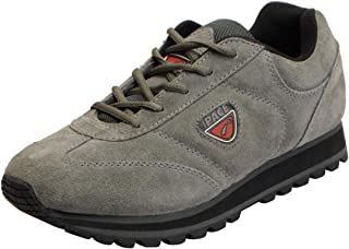 Lakhani Pace Men's Suede Leather Sports Jogging Shoes