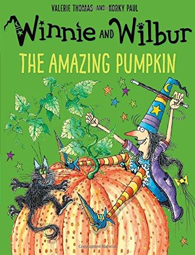 Winnie's Amazing Pumpkin (Winnie & Wilbur)
