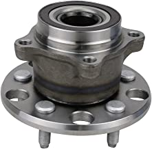NT512337 Wheel Bearing Hub Assembly, Rear Left/Right, for 2006-2015 Lexus IS250 (RWD, AWD)/ 06-16 IS350 / 08-14 IS F/ 15-16 RC F (RWD)/ 06-11 GS300/ GS350/ GS430/ GS450H/ GS460 (RWD, AWD), w/ABS