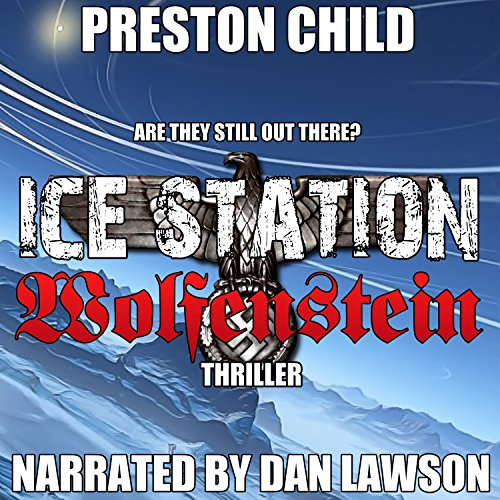 Couverture de Ice Station Wolfenstein
