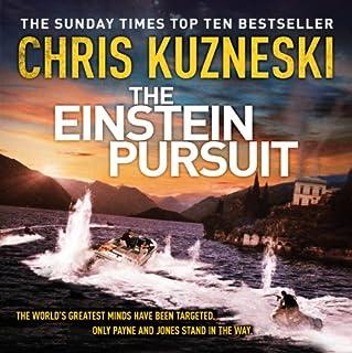 The Einstein Pursuit cover art
