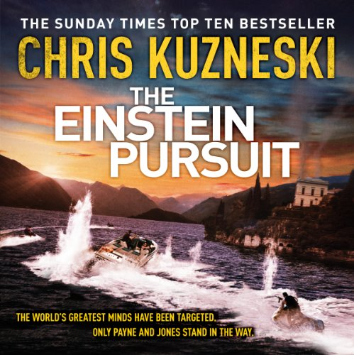 The Einstein Pursuit audiobook cover art