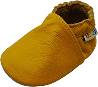 Baby Boys Girls Shoes Crawling Slipper Toddler Infant Soft Leather First Walking Moccasins
