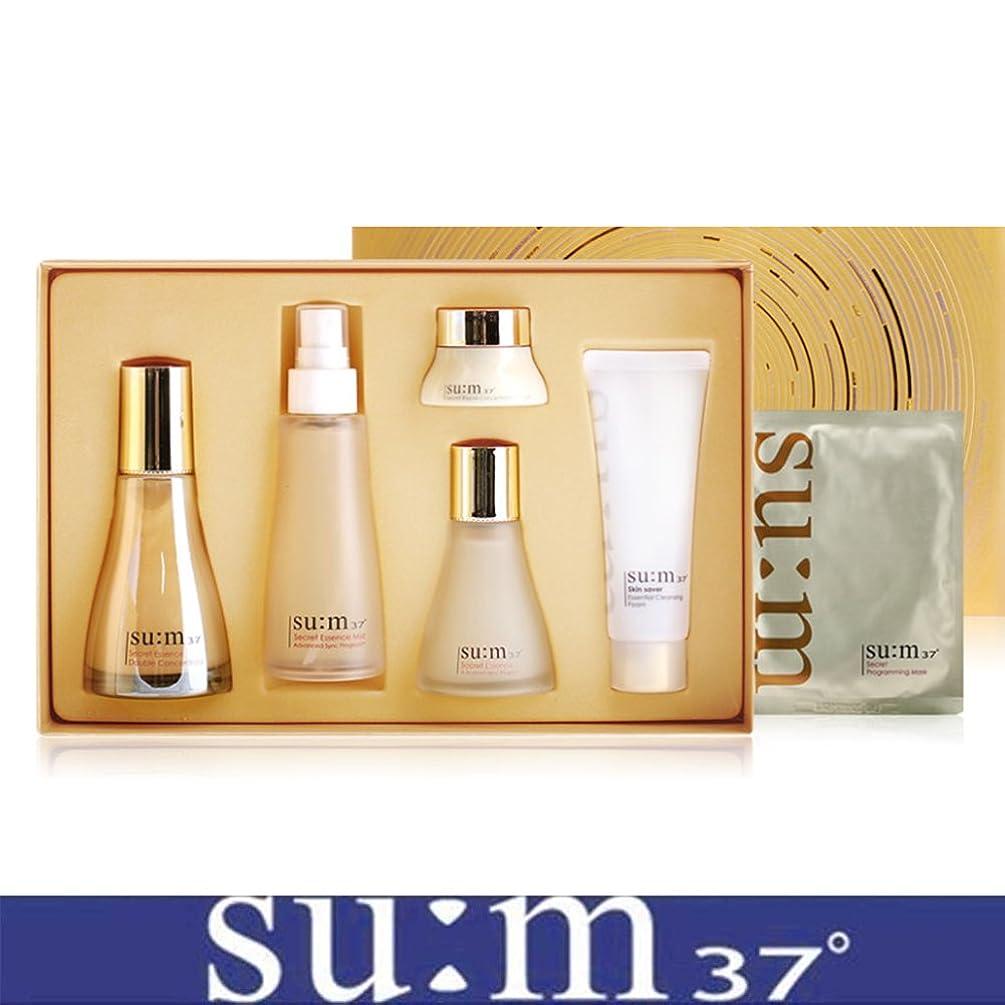 乗って広く抵抗する[su:m37/スム37°] SUM37 Secret Essence SPECIAL 100ml Limited Edition/シークレットエッセンススペシャルリミテッドエディション+[Sample Gift](海外直送品)