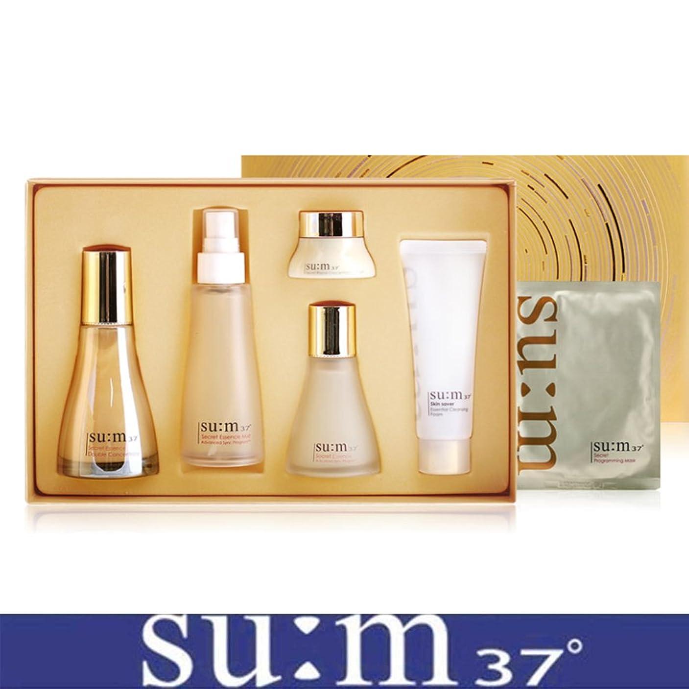 バッジ属する見つけた[su:m37/スム37°] SUM37 Secret Essence SPECIAL 100ml Limited Edition/シークレットエッセンススペシャルリミテッドエディション+[Sample Gift](海外直送品)