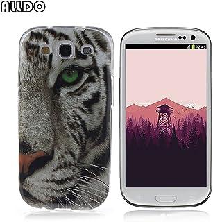 672e9f7783e AllDo Funda Silicona para Samsung Galaxy S3 i9300 Carcasa Protectora Caso  Suave TPU Soft Silicone Case