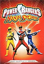 Power Rangers Ninja Storm Complete Series (Season 11) [6 DVDs] [2003] by Sally Martin, Glenn McMillan, Adam Tuominen, Jorgito Vargas Jr., Pua Magasiva