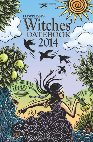 Llewellyn's Witches Datebook 2014