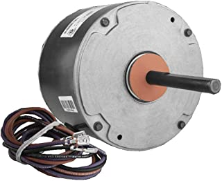 Smith OGD1016 1//6 HP A.O 1 Speed CCWLE Rotation 1075 RPM 0.5-Inch by 3.8-Inch Flat Shaft OEM Direct Replacement 48Y Frame