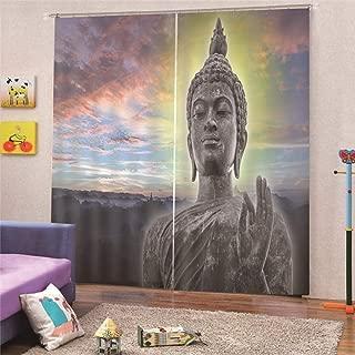 1,8/cm Mod/èle Bouddha 100/x 50/cm Panneaux paredespesor WEILANDEAL Set Cr/éatif de Tableau pour la Mur