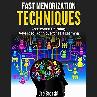 Fast Memorization Techniques audiobook cover art