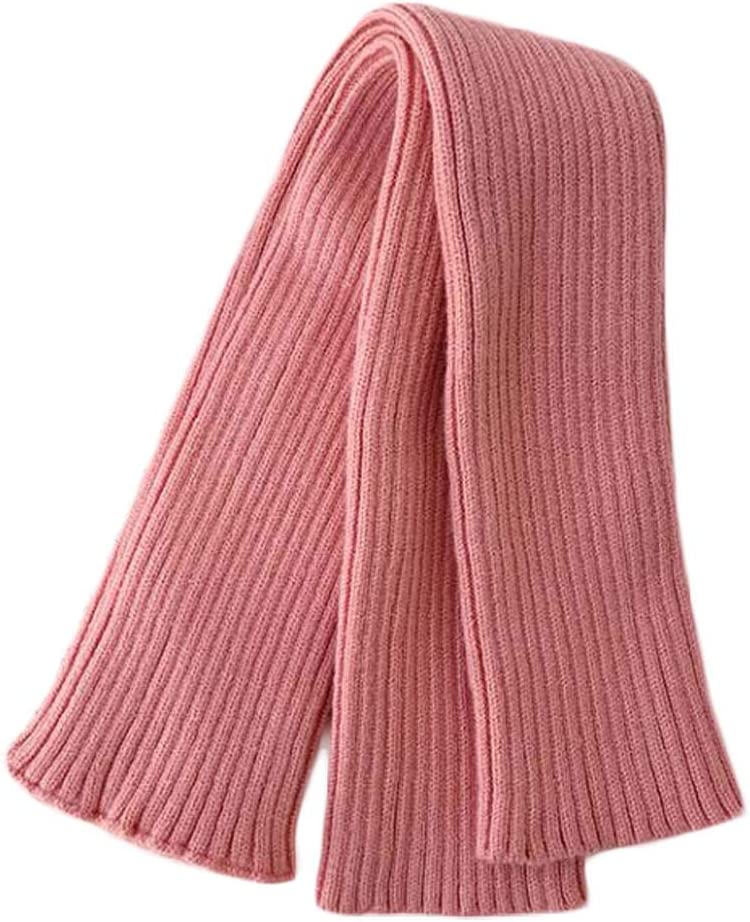 Panda Legends Womens Knitted Arm Sleeve Winter Warm Long Over Elbow Fingerless Thumb Hole Gloves Mittens Arm Warmer, Pink
