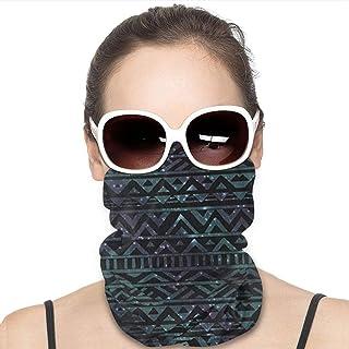 Diseño de Tailandia de polainas de cuello de cultura tailandesa para mujeres Verano para hombre Bandanas Reutilizables Funda de tela lavable y transpirable