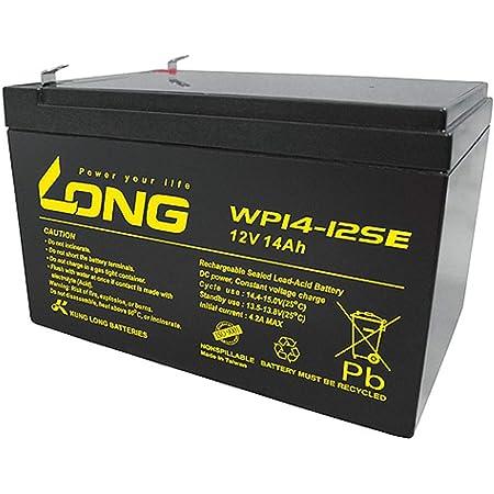 Wsb Battery Blei Akku Wp12 12a 12v 12ah Lead Acid Kompatibel Lc Ra1212pg Lc Ra1212pg1 Exide Powerfit S312 12s Np12 12 Fg21202 Np12 12 Wt Mp12 12b 6 Fm 12 6 Dzm 12 Sport Freizeit