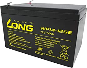 Gel AGM Batterie Xtreme 12V 15Ah zyklenfest wartungsfrei ersetzt 10Ah 12Ah 14Ah