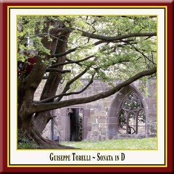 Torelli: Sonata in D (G.1) for Trumpet, 2 Violins, Viola and Basso Continuo