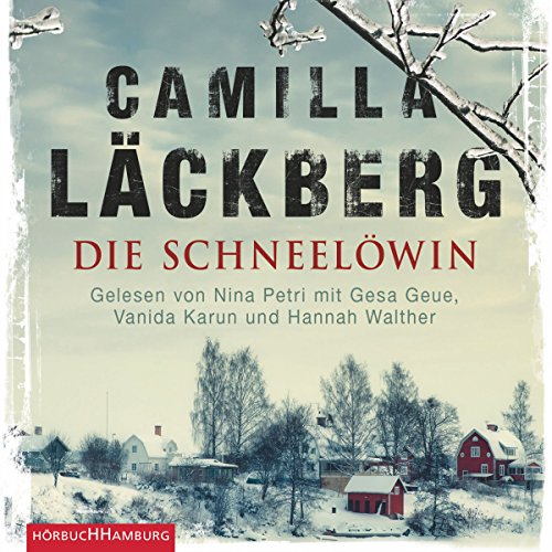 Die Schneelöwin (Erica Falck & Patrik Hedström 9) audiobook cover art