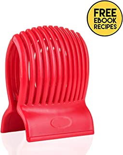 Best tomato slicing guide Reviews