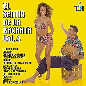 El Sentir De La Bachata Vol. 4