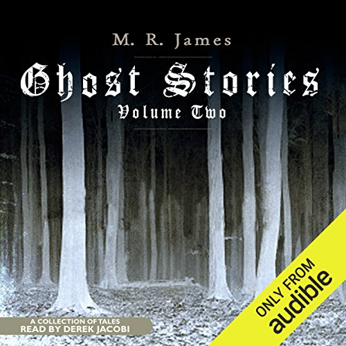 Ghost Stories, Volume 2 cover art