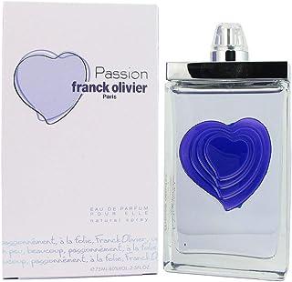 Passion by Franck Oliver for Women - Eau de Toilette, 75 ml