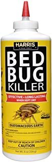Harris Bed Bug Killer, Diatomaceous Earth (1/2lb)