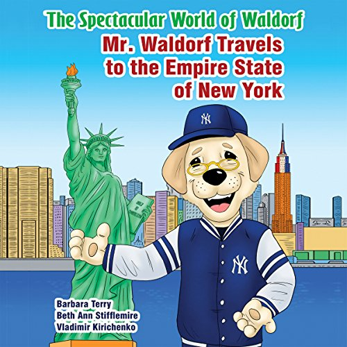 Mr. Waldorf Travels to the Empire State of New York audiobook cover art