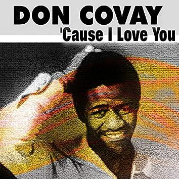 Don Covay 'Cause I Love You (30 Tracks)