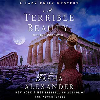 A Terrible Beauty audiobook cover art