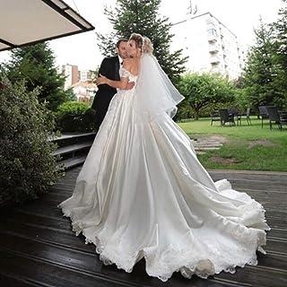 Abiti da sposa Robe de mariée elegante personalizzato pizzo Abito da sposa Sweetheart Backless fuori dalla spalla abiti di...