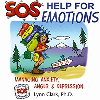 SOS Help for Emotions audiobook cover art