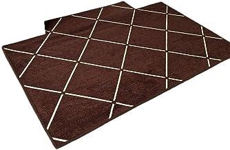 Floor Mat Door Mat Foot Pad Living Room Bedroom Carpet Door Mat (Color : Color 4, Size : 50 * 80CM)