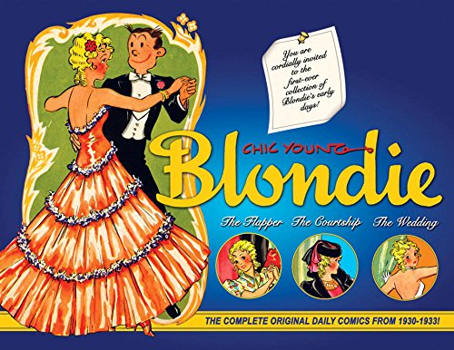 Blondie: The Courtship and Wedding - Complete Daily Comics...