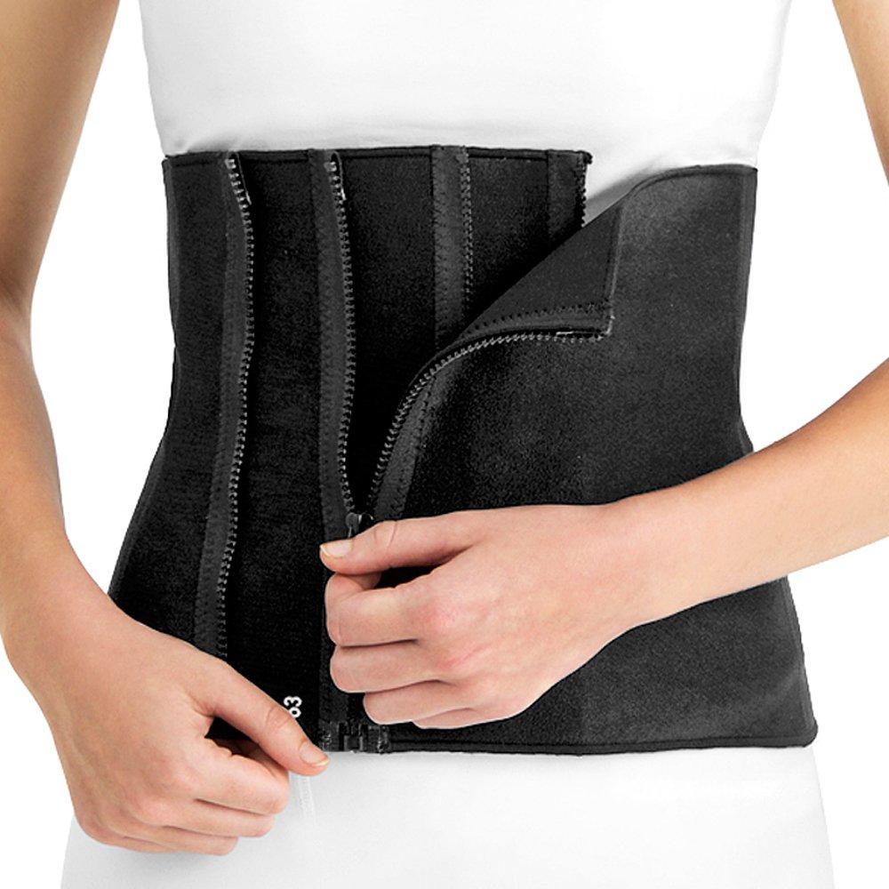 La-VIE(La-VIE) 桑拿皮带 4阶段进行挑战! 排汗带 S码 女士 腰围58~73cm