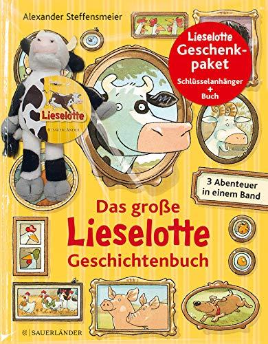Das Lieselotte Geschenkpaket: Buch + Schlüsselanhänger